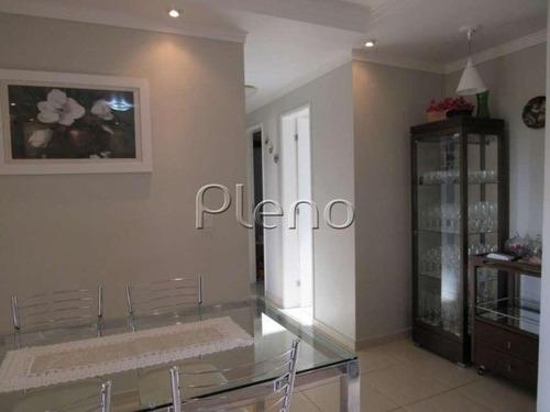 Imagem 1 de 15 de Apartamento À Venda Em Loteamento Center Santa Genebra - Ap022316