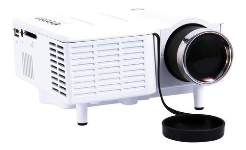 Mini Proyector Led Hd Lcd Video Beam Vga Usb Sd Av Hdmi