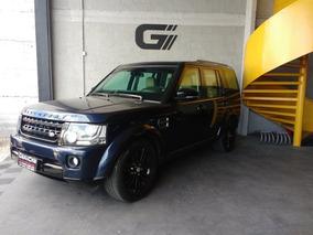 Land Rover Discovery 4 3.0 Se Blindada V6 Bi-turbo Diesel