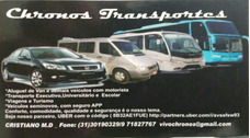 Oportunidade De Trabalho De Transportes(van,táxi,pop,ubr)