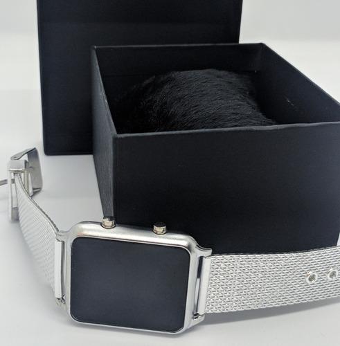 Relógio Elegance Led Unissex