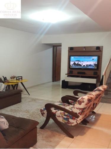 Imagem 1 de 17 de Sobrado - Sb00151 - 68805342