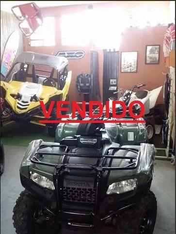 Vendido Honda Rancher 420 Tm1 No Yamaha