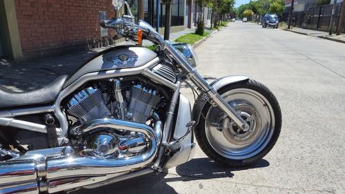 Harley Davison Vrsca Vroad 1250 Cc, 100 Aniversary Vrod