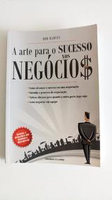 Livro A Arte Para O Sucesso Nos Negócios Semi Novo