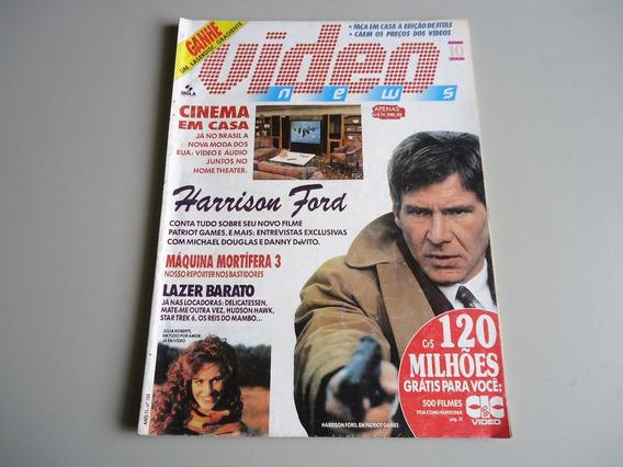 Video News 120 - Harrison Ford Mel Gibson Ellen Barkin Danny