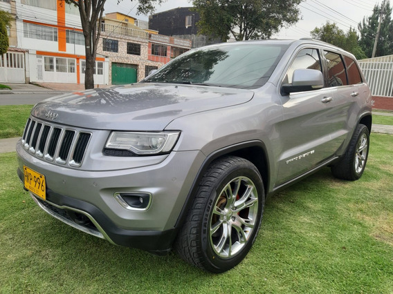 Jeep Grand Cherokee Limited Srt6 3.6l Usa 4x4 Full Equipo