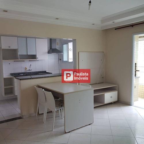 Apartamento À Venda, 56 M² Por R$ 360.000,00 - Centro - São Vicente/sp - Ap30955