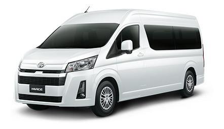 Toyota Hiace Commuter 2.8 Tdi 6at 14a 2021