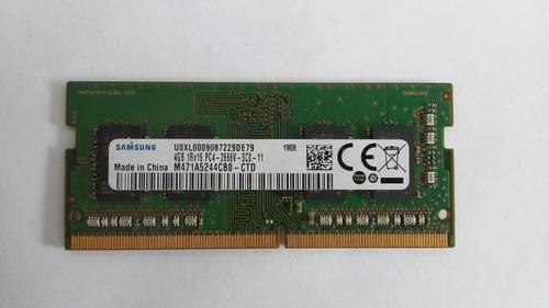 Memória Samsung 4gb Ddr4 2666mhz M471a5244cb0-ctd