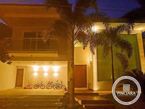 Imagem 1 de 29 de Casa Com 4 Quartos, 460 M² Por R$ 5.800.000 - Camboinhas - Niterói/rj - Ca0002