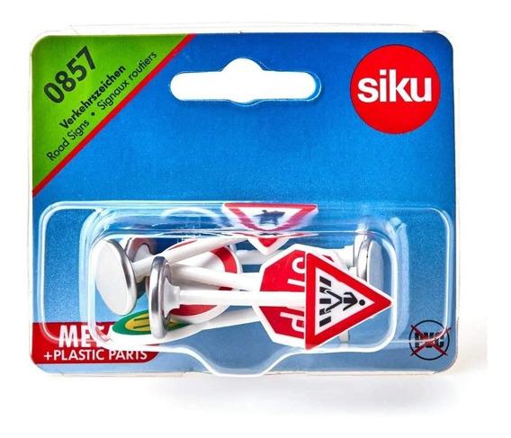Señales De Transito - Siku Super 08 - 1/64