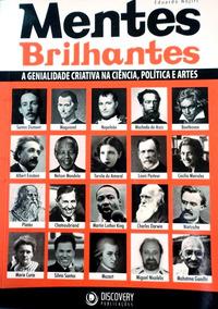 Livro Mentes Brilhantes Eduardo Nojiri Discovery Publicações