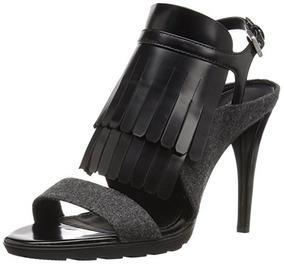Sandalias De Tacon Calvin Klein Marin De Vestir Casuales