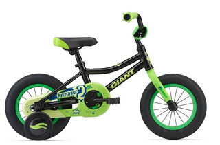 Bicicleta Animator 12 Blk/g