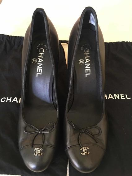 Sapato Chanel Original 39