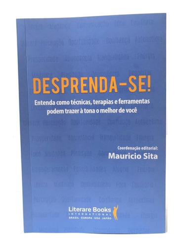 Livro: Autoconhecimento, Expansão Da Consciência E Terapias