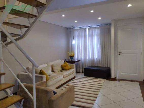 Sobrado Com 3 Dormitórios À Venda, 155 M² Por R$ 1.350.000 - Parque Renato Maia - Guarulhos/sp - So1813