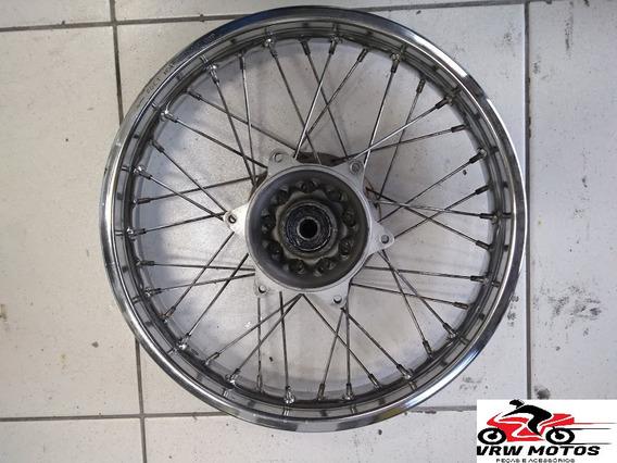 Roda Traseira Honda Bros 125 / 150 Original Usada