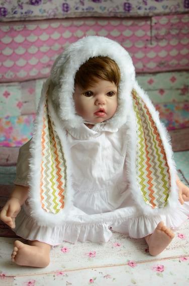 Touca Coelho Páscoa P/ Ensaio Infantil, Bebê, Newborn Props