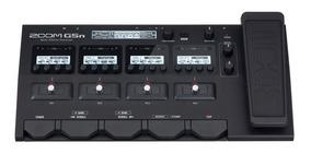 Pedaleira Zoom G5n + Fonte Original Bi-volt Novo Lacrada