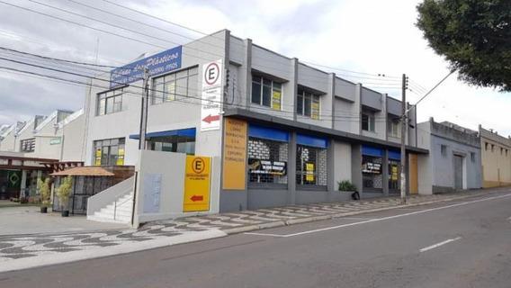 Sala Para Alugar, 450 M² Por R$ 15.000/mês - Centro - Ponta Grossa/pr - Sa0080
