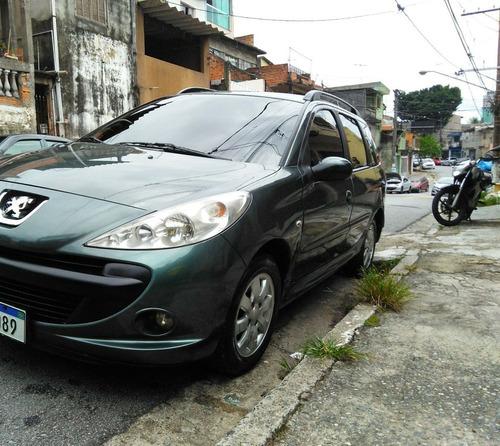 Peugeot 207 Sw 1.4 09/10 Completo