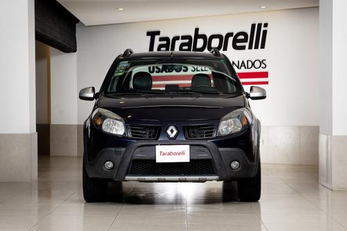 Renault Sandero Luxe 1.6 16v Taraborelli Usados Seleccion