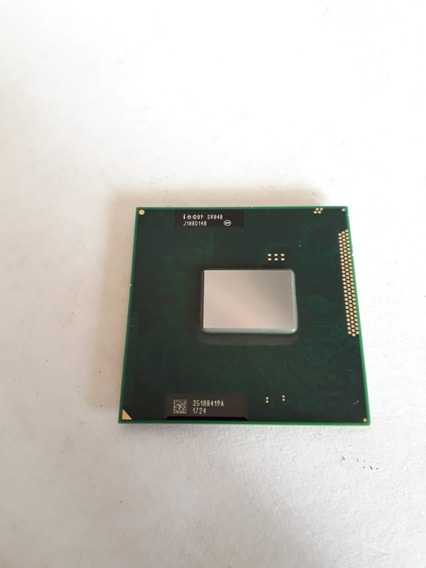 Processador Core I5-2410m Sr04b #z26