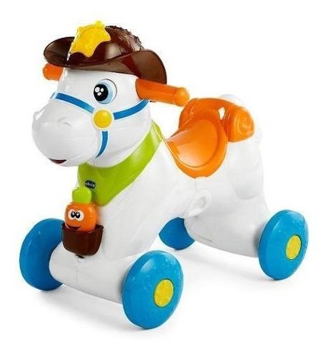 Imagen 1 de 5 de Chicco Montable Correpasillos Baby Rodeo