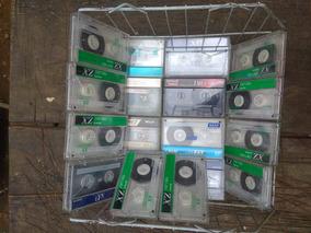 Fitas De Áudio Cassete Conservadíssimas