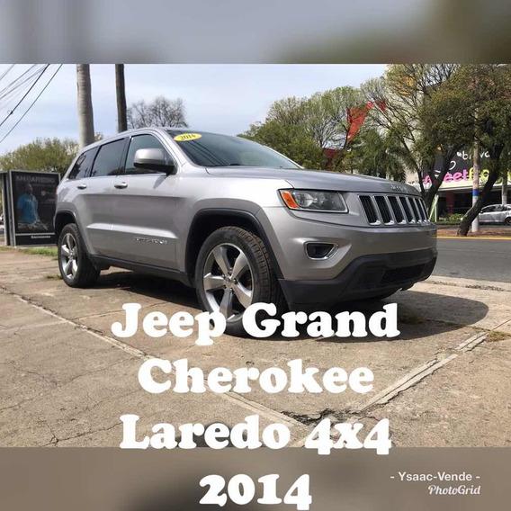 Jeep Grand Cherokee Lared Americano