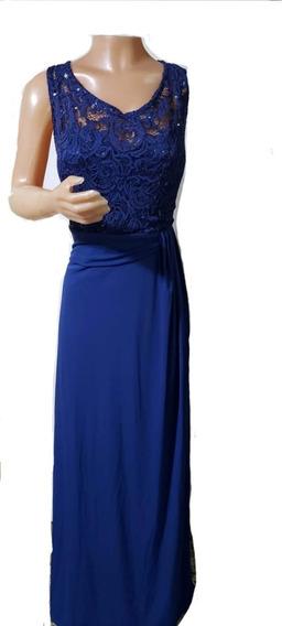 Vestido Combinado De Encaje Con Lentejuelas Lucian