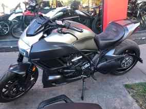 Motofeel Ducati Diavel Titanium 2015 (financiamiento)