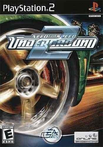 Need For Speed Underground 2 - Ps2 Patch +2 Brind