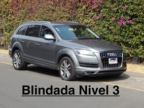 Camioneta Blindada Audi Q7 4.2 Tiptronic Quattro Elite At