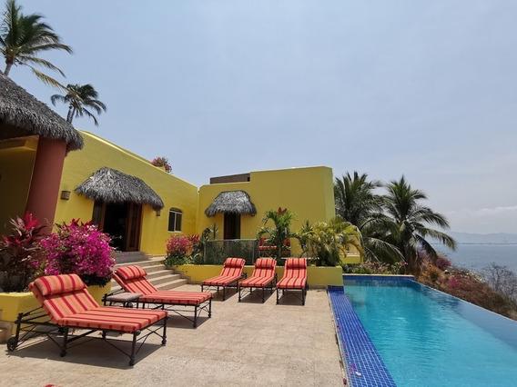 Residencia Espectacular En La Punta, Manzanillo