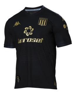 Camiseta Racing Club Kappa 2020 La Academia - Local Olivos
