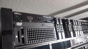 Servidor Dell R720 Dual Eight Core 128 Gb Ram 4 Sas 300 G