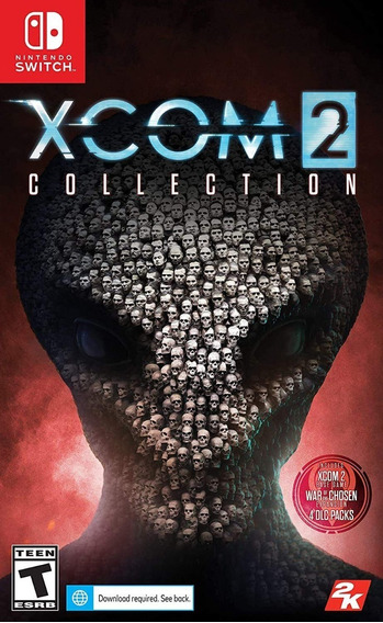 Xcom 2 Collection -pronta Entrega Já! - Nintendo Switch!!