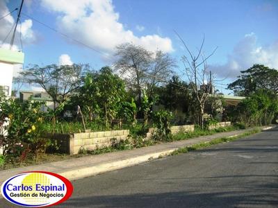 Solar De Venta En Higüey, República Dominicana Sv-029