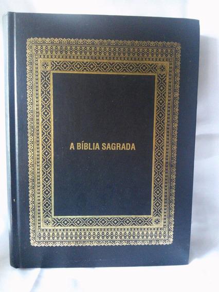 Antiga Livro A Bíblia Sagrada- Ano 1999- Nº 1316g