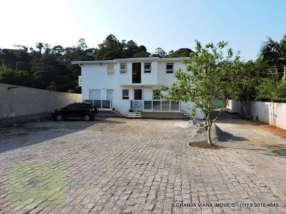 Studio Residencial Para Locação, Granja Viana, Cotia - Ca0800. - St0002