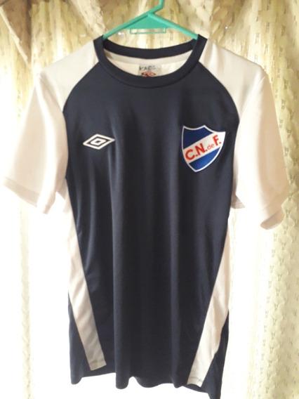 Camiseta Nacional De Montevideo Umbro