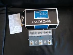 Pedal Landscape Tri Efx Guitar Com Fonte