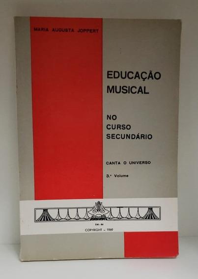 Educação Musical No Curso Secundário 3º Volume