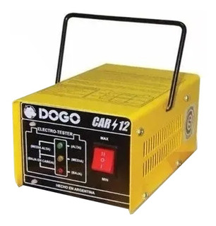 Cargadorcar12debaterias12v. Dogo Dog50400 Pintumm