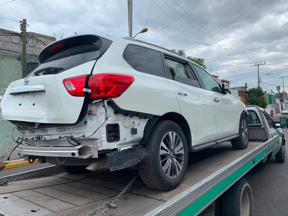 Deshueso Desarmo Nissan Pathfinder Advance 2017