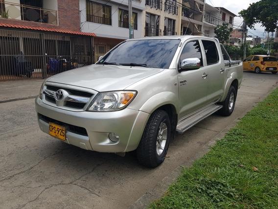 Toyota Hilux 2007 4x2 Vvt-i 2700cc Mt Aa Dh