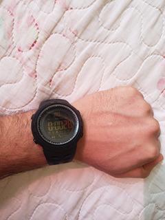 Relogio Smartwatch Usado Masculino Perfeito Estado Bluetooth